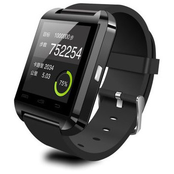 Smart Watch U8 Táctil-Negro