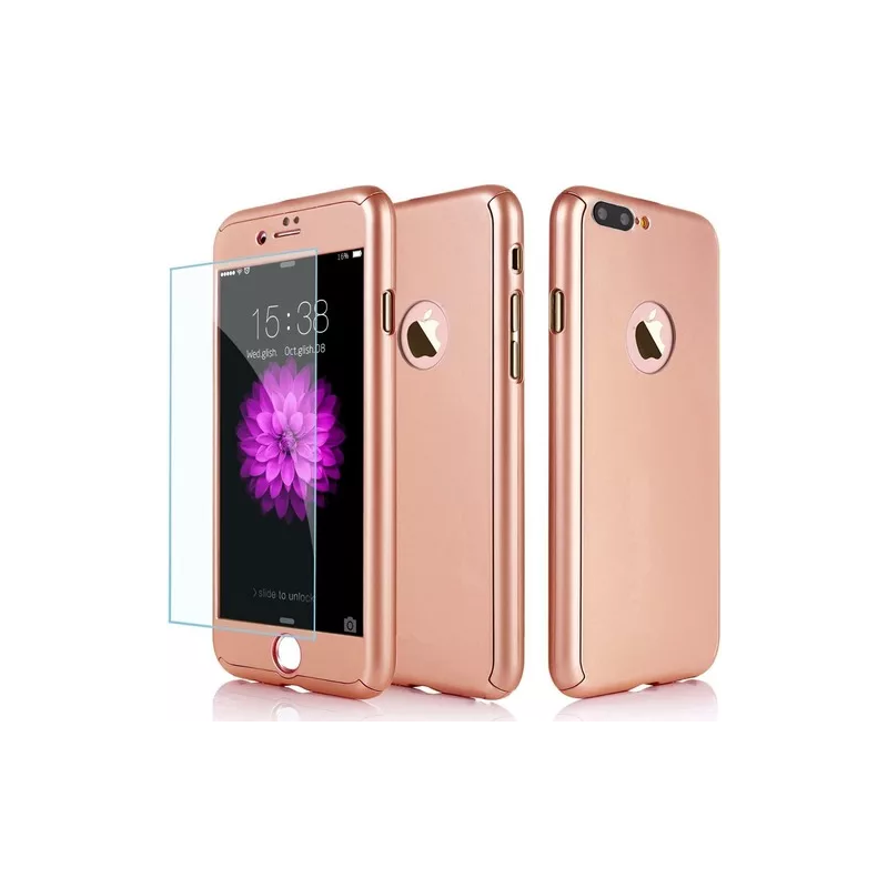 5120e6f2c8b 🥇 Hermoso Forro Estuche 360° Iphone 7 Plus Antishock Flamingo ...
