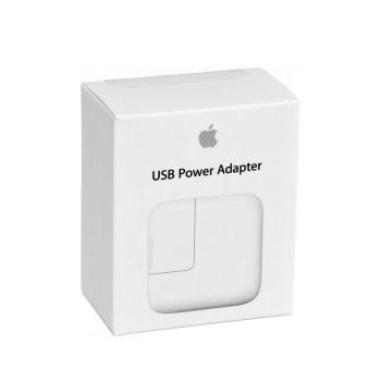 Cargador De Pared Ipad Mini 4 Apple 12w Md836ch/a
