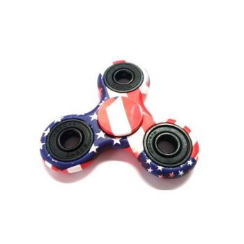 7 X Fidget Spinner Anti Estres Spinners