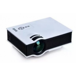 Proyector Led Vídeo 800 Lumens Portatil Potente Hdmi Usb Sd