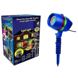 Proyector De Luces Led Fiestas Laser Light 2