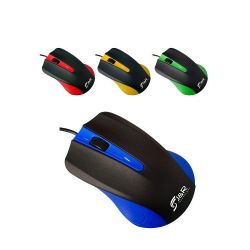 Mouse Optico Clasic Con Scroll J & R