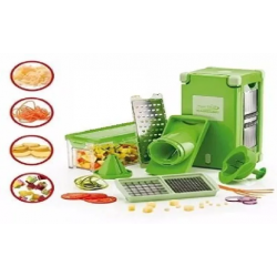 Picatodo Procesador Alimentos Nicer Dicer Magic Cube + Obseq