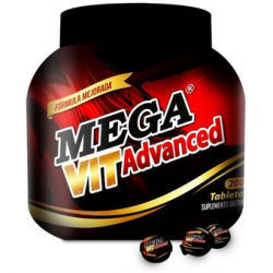 Mega Vit Advanced 100 Dumys Tarro
