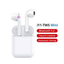Auriculares Inalambricos I11 Tws Touch Bluetooth 5.0 Estéreo